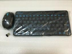 LOGITECH MK245 Mini Slim Wireless Keyboard and Mouse Set NAN
