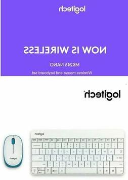 cc36e7be647 Editorial Pick Logitech MK245 Wireless Combo Keyboard and Mouse White Color