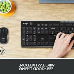 Logitech MK270 Wireless Keyboard and Mouse Combo — Include