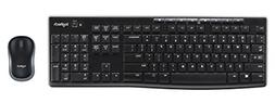Logitech MK270 Wireless Keyboard and Mouse Combo - Keyboard
