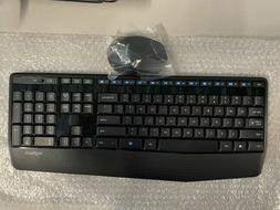 Logitech MK345  Wireless Keyboard and Optical Mouse Combo