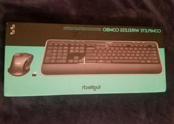 Logitech MK520 Wireless Keyboard and Mouse Bundle NEXT DAY S