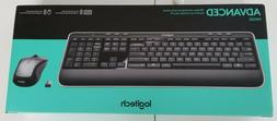 Logitech MK520 Wireless Keyboard and Mouse Combo – New in