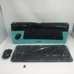 Logitech MK545 Advanced Wireless Keyboard and Mouse Combo