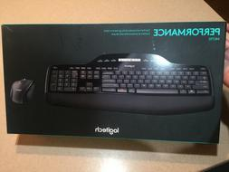 Logitech MK710 Performance Wireless Keyboard and Mouse Combo