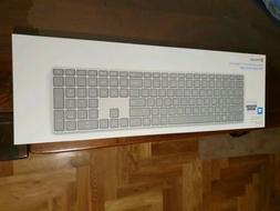 Microsoft Modern Keyboard With Fingerprint ID Wireless Bluet