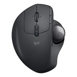 Logitech MX Ergo Wireless Trackball Mouse – Adjustable Erg