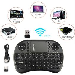 new 2 4g wireless mini keyboard handheld