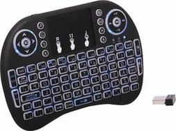 New  Altronics 2.4Ghz Wireless Media Centre Keyboard With Tr