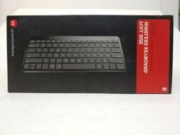 New Motorola Bluetooth Wireless Keyboard 89451N SJYN0724A An