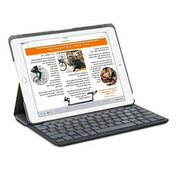 New Logitech Canvas Wireless Bluetooth Keyboard Folio Case f
