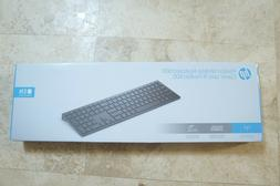 NEW HP WIRELESS Desktop v2 Keyboard Wireless 600 HP 4CE98AA
