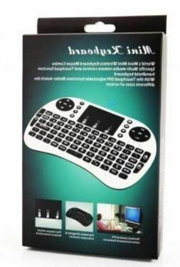 New Mini Wireless Keyboard 2.4G with Touchpad for PC Android