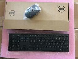 NEW Dell Wireless Keyboard & Mouse combo BLACK C7XTN