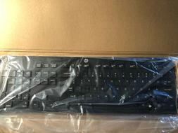 One NEW Black HP Wireless Slim KB Win8Keyboard Keyboards 803