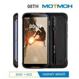 Original HOMTOM HT80 IP68 Waterproof Smartphone NFC function