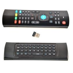 2.4G Remote Control Air Mouse Wireless Keyboard for XBMC And