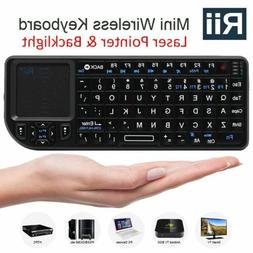 Rii rii k01v3 Wireless Keyboard laser poienter with touchpad