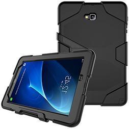 Samsung Galaxy Tab A 10.1 With S Pen Case, Beimu 3in1 Kickst