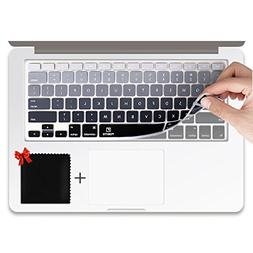 "Keyboard Cover for Macbook Pro 13"" 15""  , Macbook Air 13"