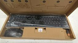 HP slim wireless keyboard & mouse