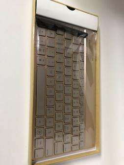 BoxWave Slimkeys Bluetooth Keyboard with Backlight for Lenov