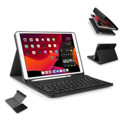 Smart Keyboard Case Wireless Keyboard Leather Stand Cover fo