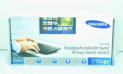 Samsung Smart Wireless Keyboard - Wireless Connectivity - Bl