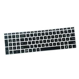Dovewill Soft Silicone Laptop Keyboard Skin Protector Cover