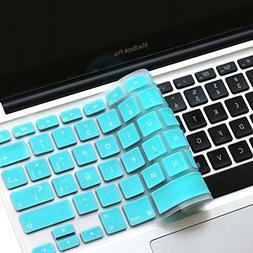 Masino SPANISH Language Silicone Keyboard Cover Skin for Mac