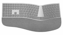 Microsoft Surface Ergonomic Keyboard 3RA-00022 Gray Wireless