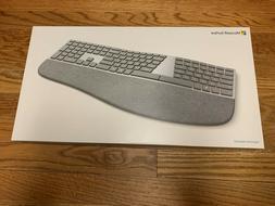 Microsoft Surface Ergonomic Wireless Keyboard Gray Bluetooth