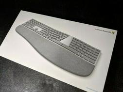 Microsoft Surface Ergonomic Wireless Keyboard Gray Bluetooth