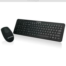Tacturus RF Desktop - Wireless Keyboard and Touch Mouse Comb