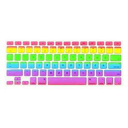 TopCase Camouflage Silicone Keyboard Cover Skin for Macbook