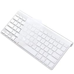 ProElife Ultra Thin Silicone Keyboard Protector Cover Skin f