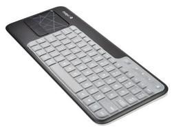 COSMOS Ultra Thin silicone soft keyboard cover skin for Logi