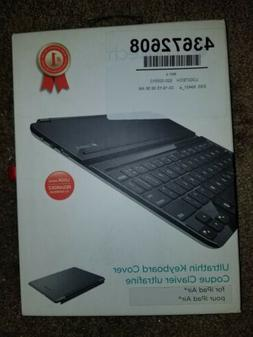 Logitech Ultrathin Keyboard Cover for iPad Air - Space Grey