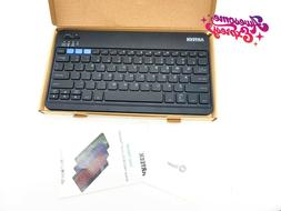 universal backlit bluetooth keyboard hb220b black