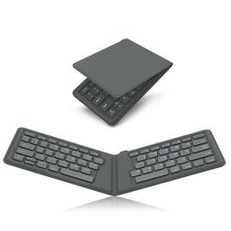 MoKo Universal Foldable Bluetooth Keyboard for iPad, iPhone