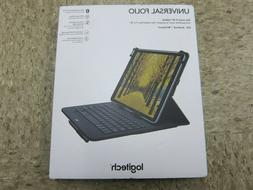 Logitech Universal Folio with Integrated Bluetooth 3.0 Keybo