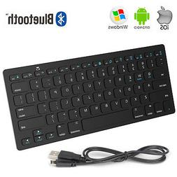 Universal Ultra Thin Wireless Bluetooth Keyboard for IOS And