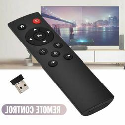 Universal Wireless Air Mouse Keyboard Remote Control For Min