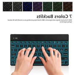 Universal  Wireless Bluetooth Backlit Keyboard For Mac Andro