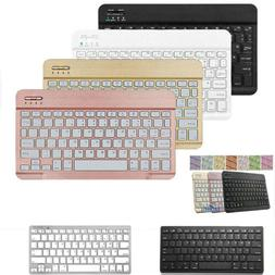 """Universal Wireless Keyboard Slim For Lenovo Android 7.0"""" 8"""""""