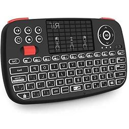 Rii I4 Mini Wireless Bluetooth Keyboard With Battery For