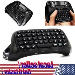 US Bluetooth Wireless Keyboard For Sony PS4 PlayStation 4 Ac