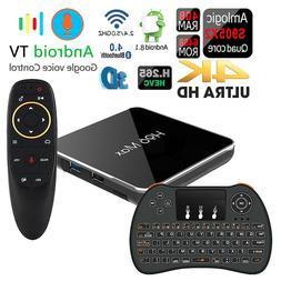 Voice Control H96 MAX-X2 4GB DDR4 64GB Quad Core TV Box+Wire