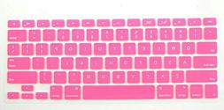 Waterproof Silicone Keyboard Cover for MacBook Pro