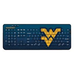 West Virginia Mountaineers Keyscaper Wired Keyboard Licensed